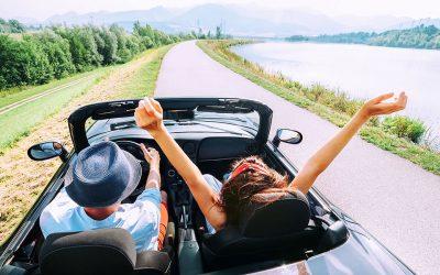 Carretera y vista