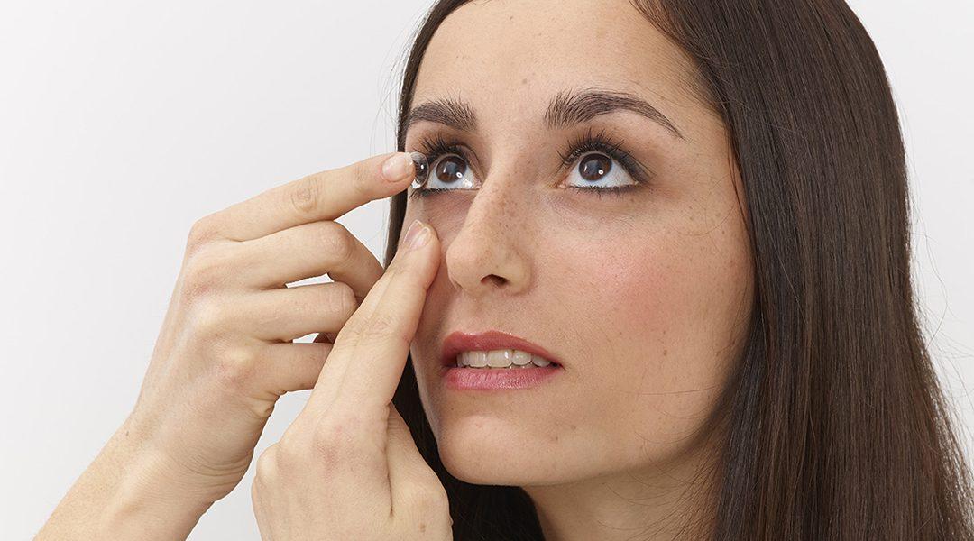 Conoce más las lentes de contacto